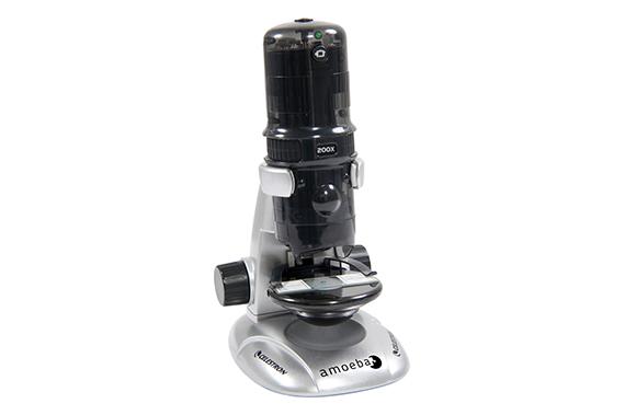 变形虫数码显微镜